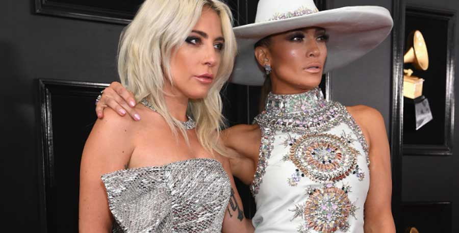 LADY GAGA - JENNIFER LOPEZ