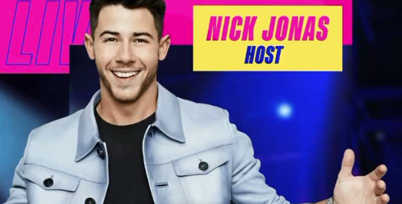 NICK JONAS BILLBOARD